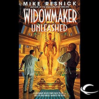 The Widowmaker Unleashed audiobook cover art