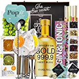 Gold 999.9 Pack Gin&tonic