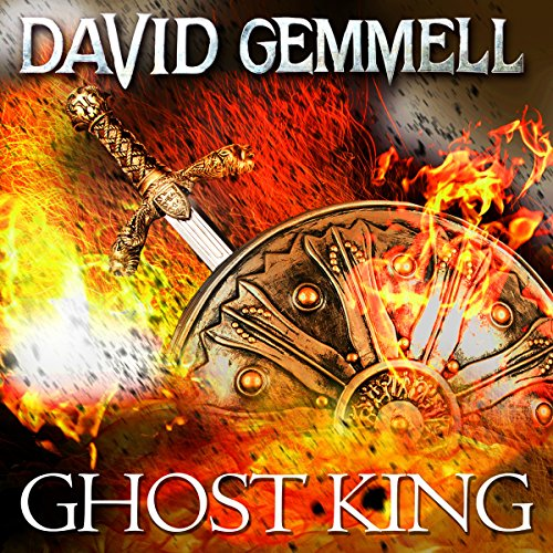 Ghost King audiobook cover art