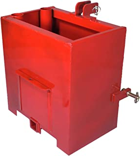 CPW (TM) Ballast Box 3 Point Category 1 Tractor Attachment