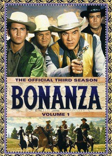 Bonanza: The Official Third Season 1 [Importado]