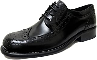 IKON Original Mens Kromby Mod Northern Soul Leather Shoe