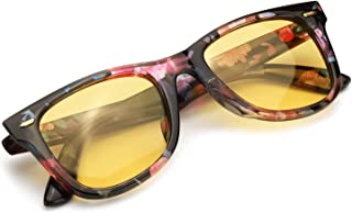 Night Glasses Driving Anti Glare for Women, HD Polarized...