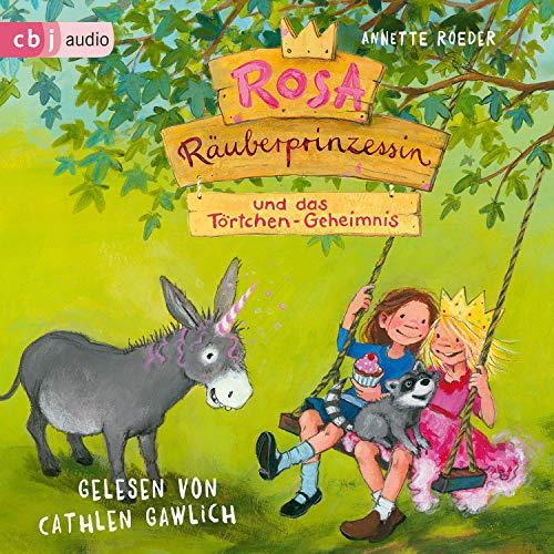 Rosa Räuberprinzessin und das Törtchen-Geheimnis cover art