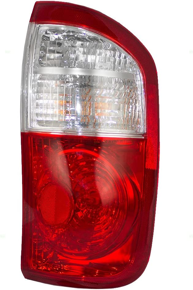 Aftermarket Ranking TOP10 Replacement Credence Passenger Side Assembly Light Compa Tail