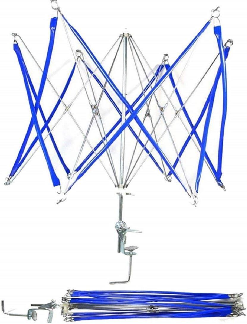 Tebery Umbrella Yarn Swift Hand Ball Winder Operated Mach mart NEW before selling Holder