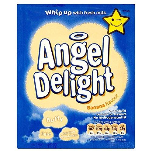Angel Delight Banana 59g - Dessert-Mix mit Bananen Flavour
