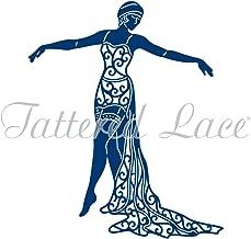 Tattered Lace Art Deco Cabaret Girl Jenny Cutting Dies TLD0089