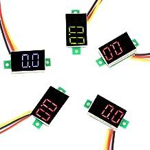 Convenient Digital Voltmeter, Stable Three-Wire Voltmeter, Industry for Measure Voltage
