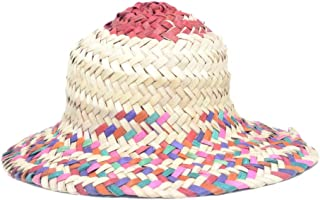 Hand Woven Palm Hat