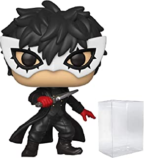Funko Anime: Persona 5 - The Joker Pop! Vinyl Figure (Includes Compatible Pop Box Protector Case)