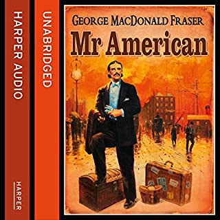 Mr American cover art