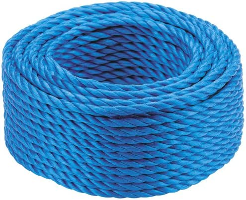 Draper 11675 - Cuerda para lona para lonas (15 mx 10 mm)