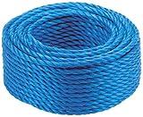 Draper 11675 - Cuerda de polipropileno (30 m x 6 mm)
