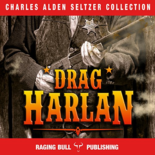 'Drag' Harlan audiobook cover art
