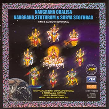 Navagraha Chalisa Navagraha Stothram & Surya Stothras