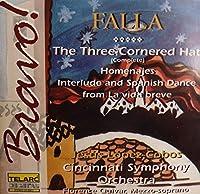Three-Cornered Hat by Falla