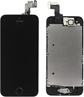 896936ff1de LL TRADER For iPhone 5s LCD Screen Replacement Repair Touch Digitizer Frame  Dispaly Assembly Full Set
