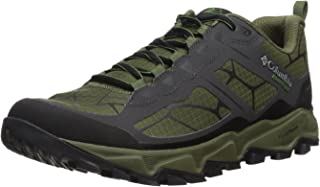 Columbia Men's Trans ALPS II Trail Running Shoe, nori, Dark Backcountry, 10 D US