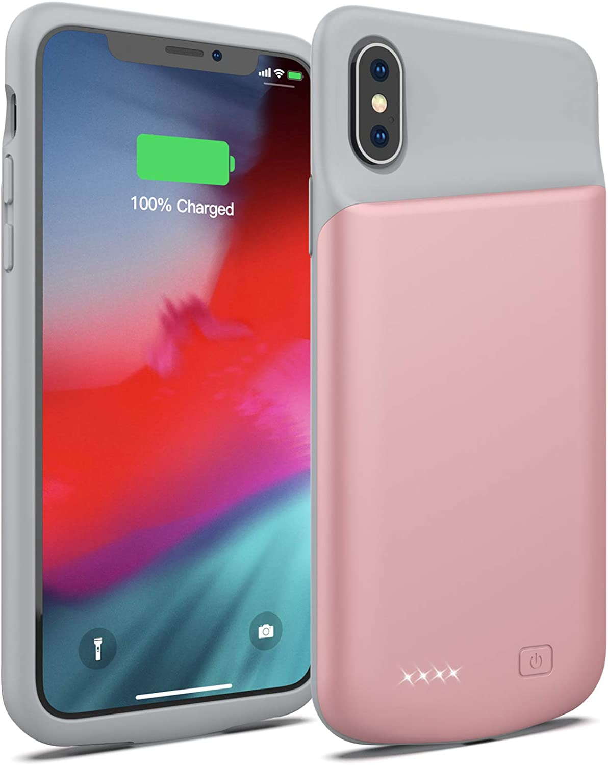Battery Case shopping for iPhone X 4000mAh XS New item Portable Protective Chargi