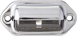 United Pacific 39930 Chrome 4 White LED Utility/License Light