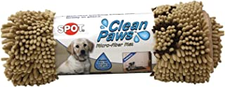 SPOT Ethical Pets Clean Paws Micro Fiber Dog Mat