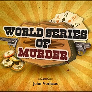 World Series of Murder audiobook cover art