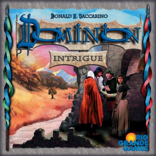 Rio Grande Games Dominion Intrigue