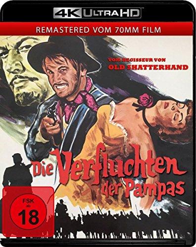 Die Verfluchten der Pampas (4K Ultra HD) [Blu-ray]