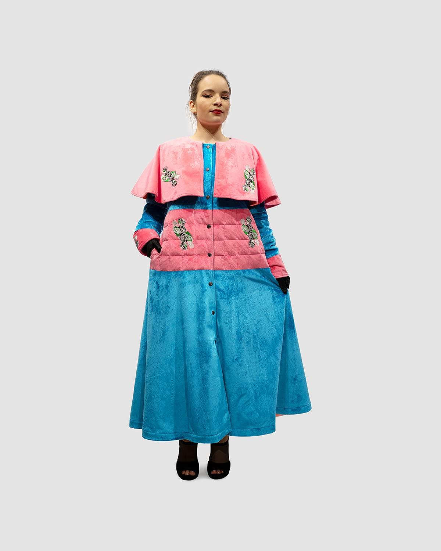 Women - Fashion Faux Translated Fur 1 year warranty Trench N'guy Yvette Overcoat from LIBBY