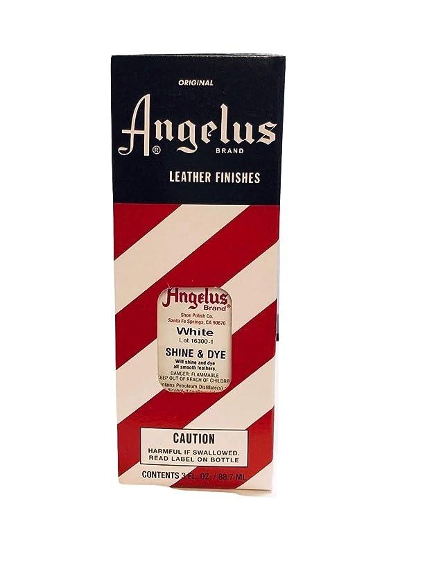 メッセンジャー八百屋地域のAngelus US サイズ: 3 oz カラー: ホワイト