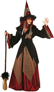 Elbenwald Halloween–Bruja–Disfraz Mujer