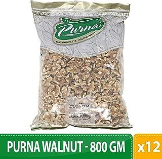 Purna Walnut - 800 gm(Pack of 12)