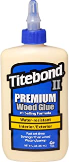 Titebond 5003 II Premium Wood Glue, 8-Ounces
