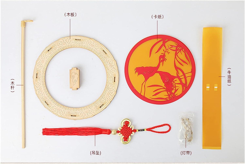 Lantern Overseas parallel Fashionable import regular item DIY Chinese Palace Retro Blossom Style Amazing Portable
