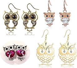 Game Earrings Boh\u00e8mios Owl