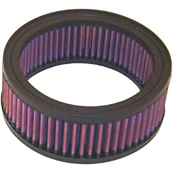 K and N E-3260 Washable and Reusable Car Custom Air Filter