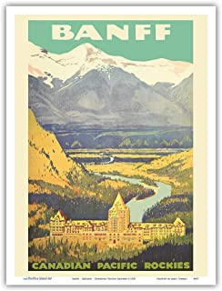 Best canadian pacific railway posters vintage Reviews