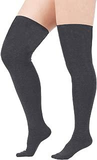 Best women's plus size boot socks Reviews