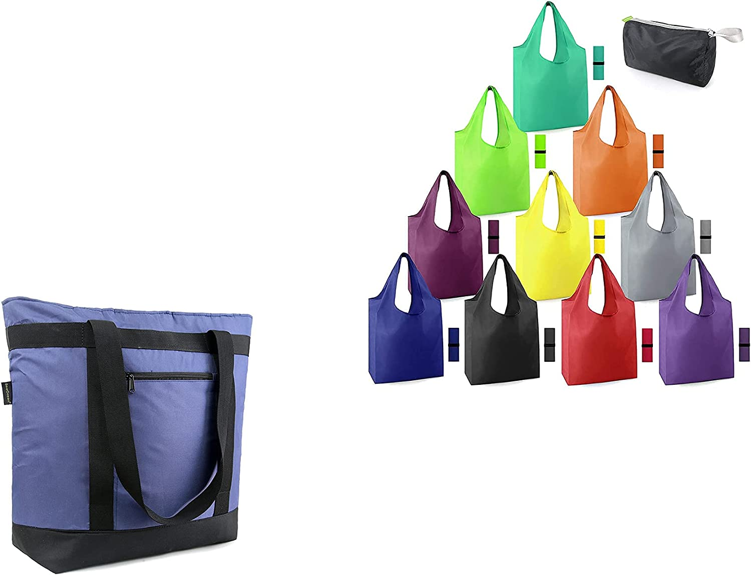Reusable Grocery-Bags 10 Pack and Cooler Foldable-Re Piece 1 Manufacturer Animer and price revision OFFicial shop Bag