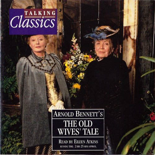 The Old Wives Tale audiobook cover art