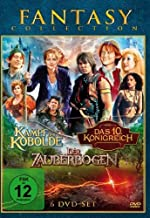 Fantasy Collection - 6-DVD Box Set ( The 10th Kingdom / The Magical Legend of the Leprechauns / The Archer: Fugitive from the Empire ) [ Origen Alemán, Ningun Idioma Espanol ]