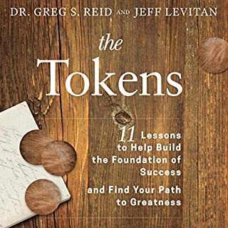 The Tokens audiobook cover art