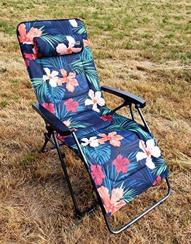 Westfield Relax Lounger XL Relaxliege Flora Multicolor