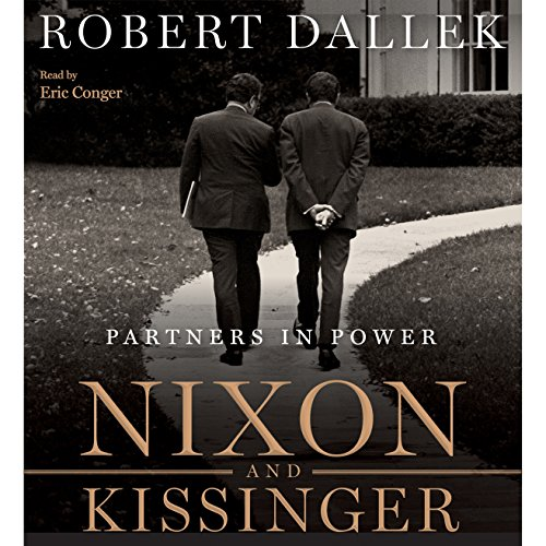 Nixon and Kissinger cover art