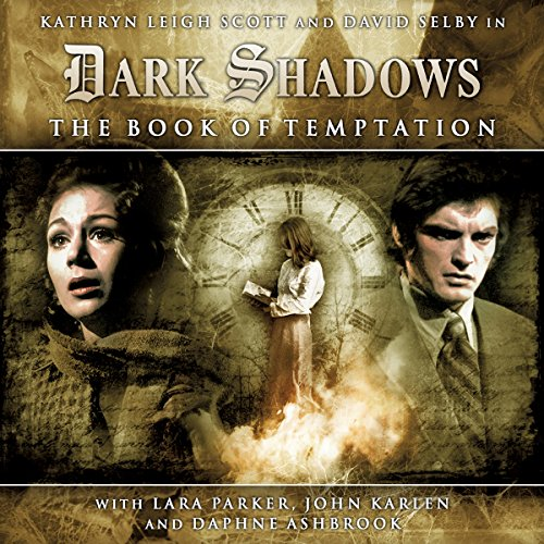 Couverture de Dark Shadows Series 1.2: The Book of Temptation