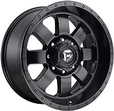 Fuel D626 Baja 20x9 6x135 +1mm Matte Black Wheel Rim