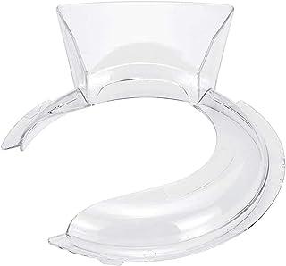 Protection anti-éclaboussures avec bec de remplissage, couvercle de blender 4.5-5QT Bowl pouring Shield pièces de tête bas...