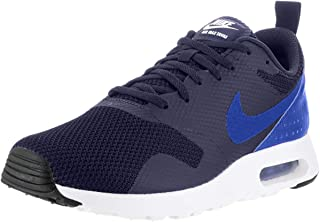 Men's Air Max Tavas Running Shoes Obsidian/Hyper Cobalt Black 9.5 M US
