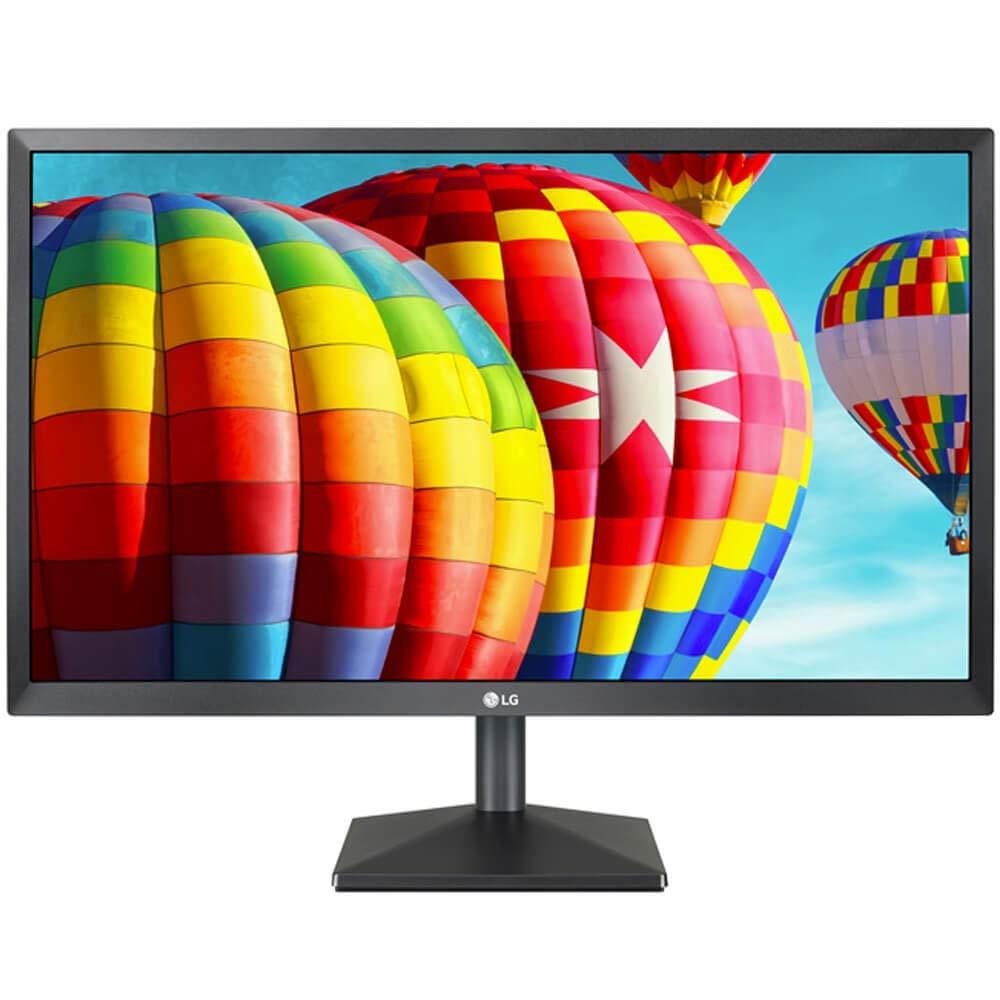 LG 24MK400H-B Monitor LED Full HD TN de 24 pulgadas con AMD FreeSync, 1920 x 1080 (enchapado): Amazon.es: Electrónica